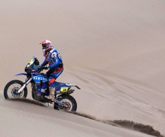 Dakar 10 Pedrero