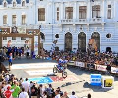 Dakar 13 Podium